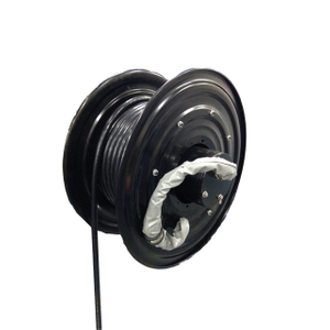 Wall mounted cable reel | Retractable electric cord reel ESSC370F