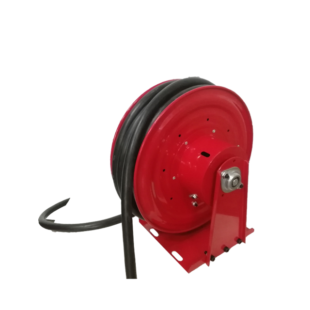 Retractable cable reel small | Wall mount cord reel ASSC370D