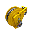 Self retracting cord reel | Cable reel recycling ASSC500S