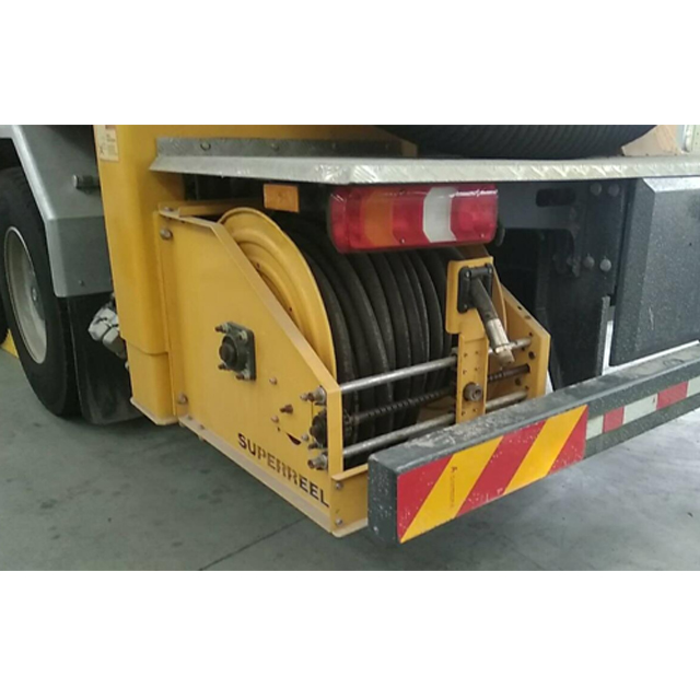 Hydraulic hose reel | Sewer cleaning hose reel AHSH680D