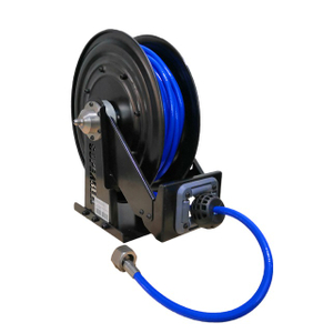 Spring retractable hose reel | Best hose reel ASSH370D