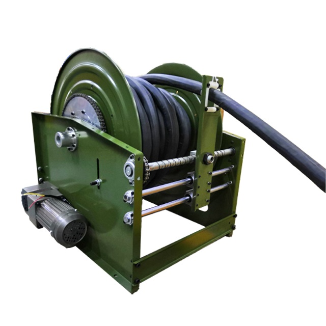 Automatic air hose reel | Industrial retractable cable reel EEMO660D