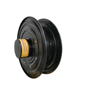 Retractable steel cable reel | Best cord reel ESSC410F