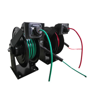 Retractable cable reel | Electric cord reel ASSC370D