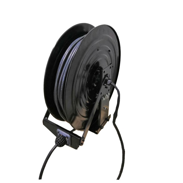 Coaxial cable reel | Extension cord reel harbor freight ASSC660D
