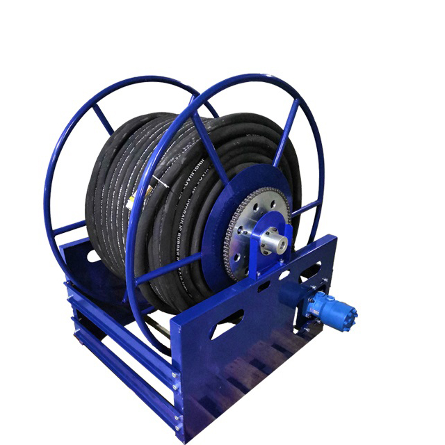 Best retractable hose reel | Hose reel cart AHSH790D